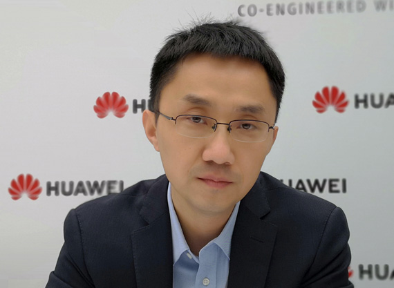Huawei Devices Bruce Li interview Techblog
