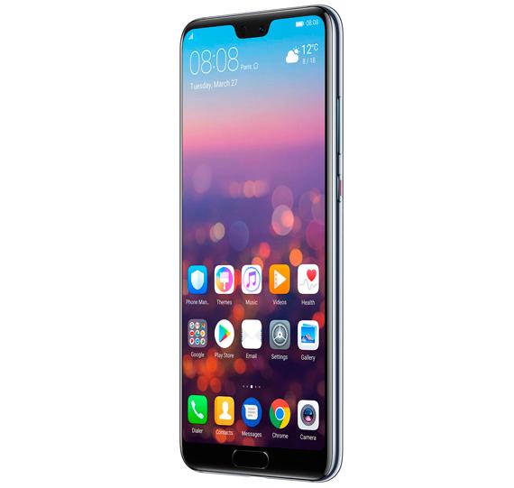 Huawei p20 1 blue