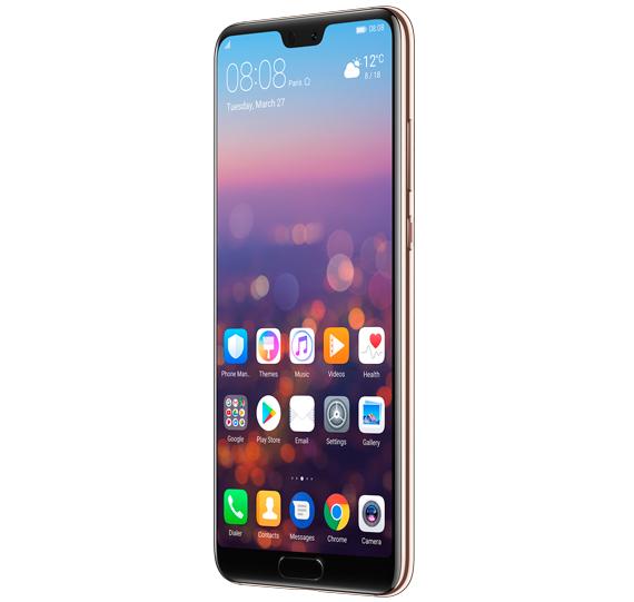 Huawei p20 1 pink