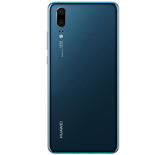 Huawei p20 2 blue