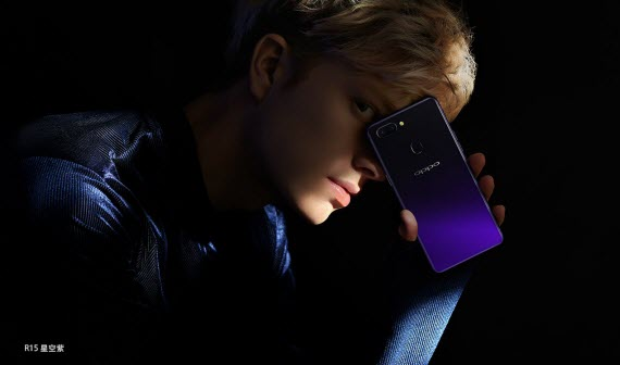 OPPO-R15-Starry-Purple-official-3