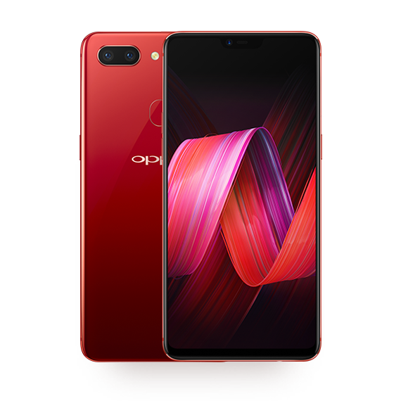 OPPo-R15-Dream-Mirror-Red