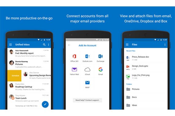 Outlook για Android