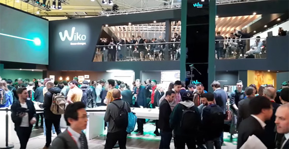 WIKO Mobile MWC 2018