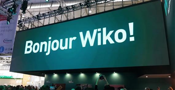 WIKOMobile MWC 2018