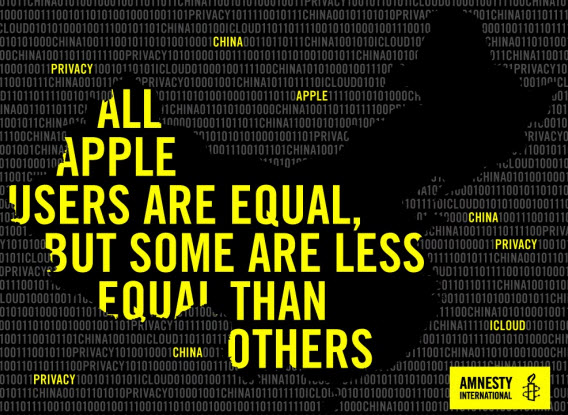 apple amnesty international