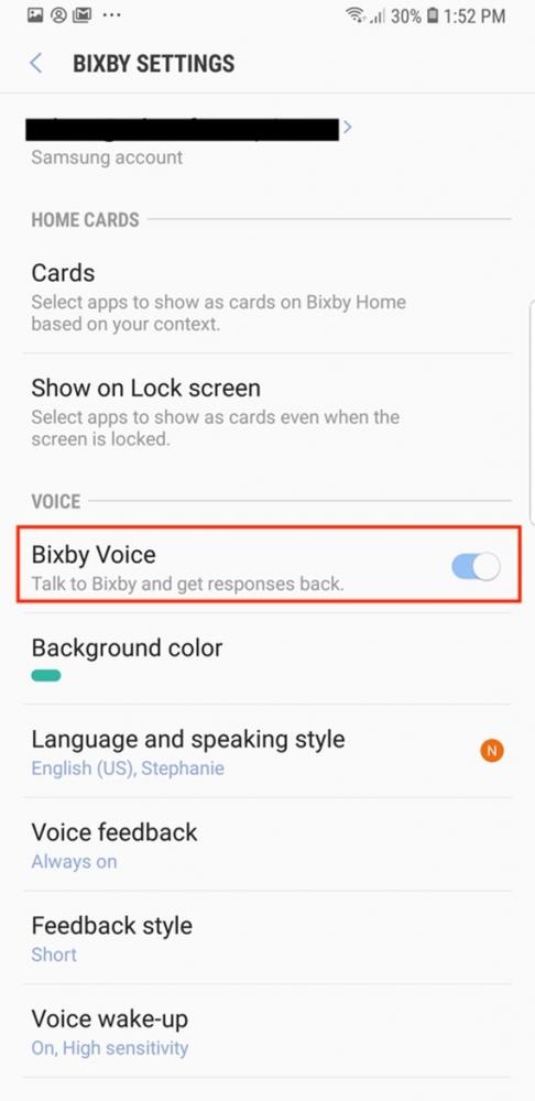 disable bixby 2