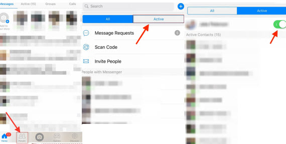 fb messenger ios