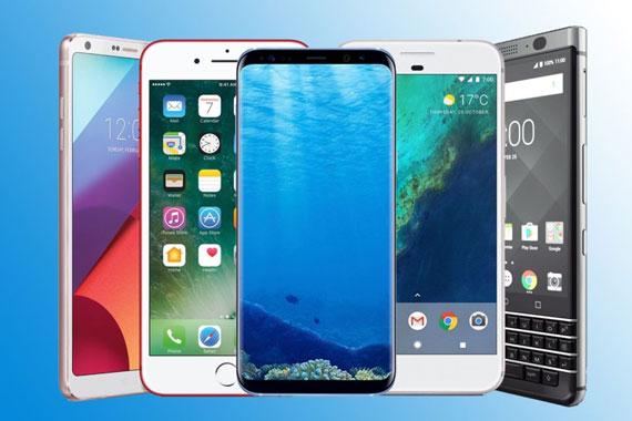 flagship smartphones