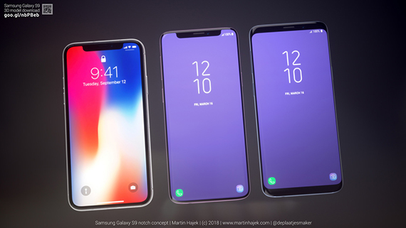 galaxy s9 notch 2
