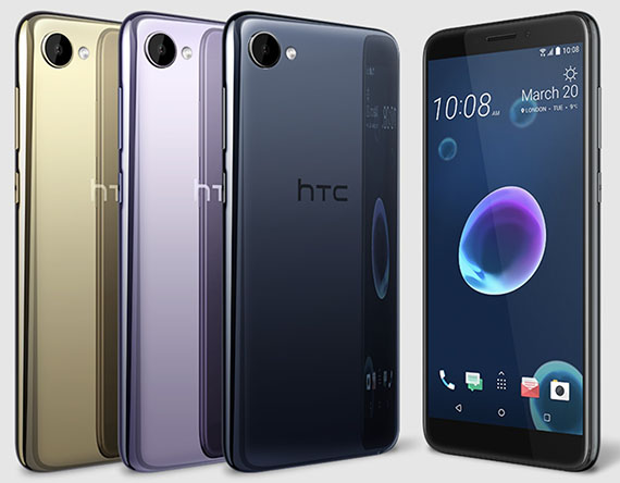 HTC Desire 12 και Desire 12+