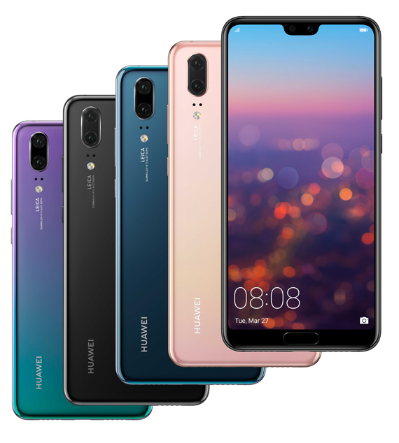 huaweip20 all colours1
