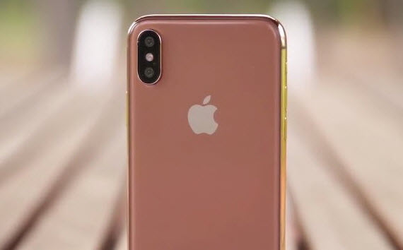 iphone blush gold rumor