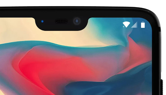 oneplus6 notch official 2