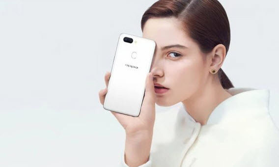 oppo r15 official render 1