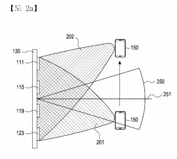 samsung patent wireless charging 3