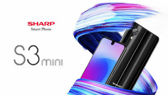 sharp s3 mini