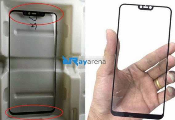 xiaomi mi 7 notch leak