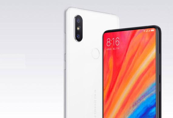 Xiaomi Mi Mix 2S: Με κάμερα που κοιτάζει στα μάτια το iPhone X