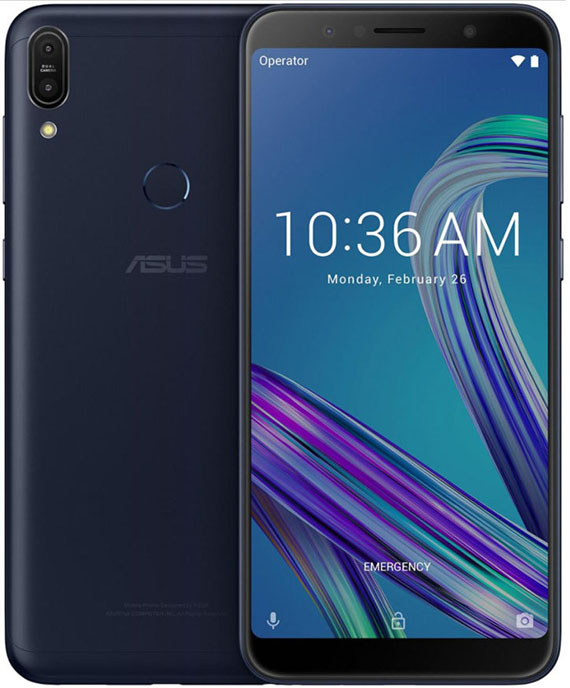 ASUS ZenFone Max Pro M1: Με μπαταρία 5000mAh, SD636 SoC, stock Android και τιμή 135 ευρώ