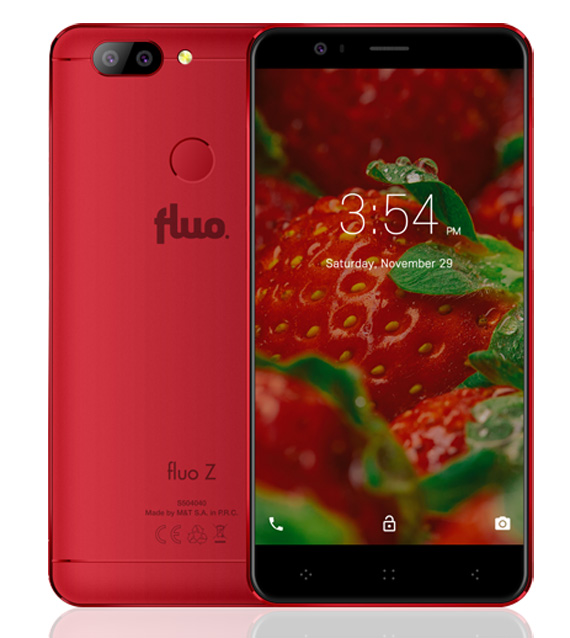 Fluo Z red