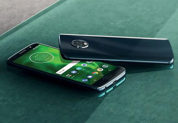 Moto G6, G6 Plus και G6 Play