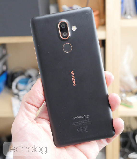 Nokia 7 Plus ελληνικό hands-on video