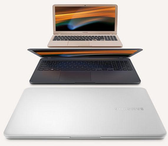 Samsung Notebook 5 και Notebook 3