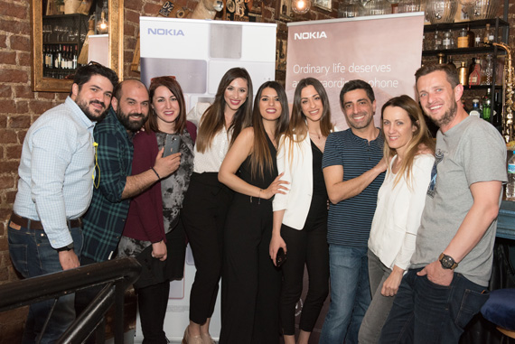 Techblog Workshop με τα νέα Nokia phones στη Θεσσαλονίκη