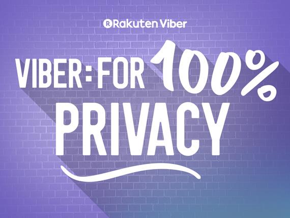 Viber privacy