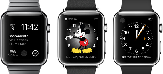 applewatch custom faces