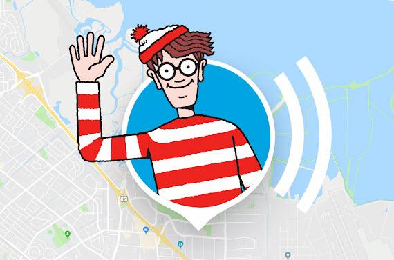 google maps wally