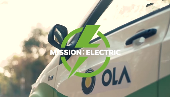 ola electric cars