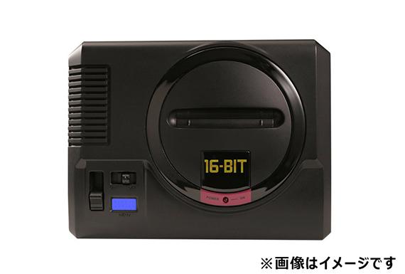 Η Sega παρουσίασε το Mega Drive Mini για τα 30 χρόνια από την κυκλοφορία του πρώτου Mega Drive