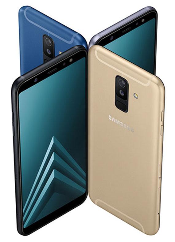 Galaxy A6 και Galaxy A6+