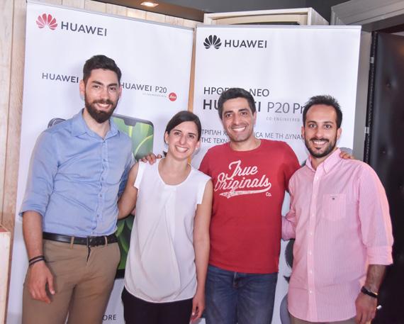 Techblog Workshop στο Ηράκλειο Κρήτης με τη Huawei