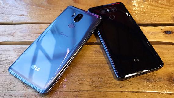 LG G7 ThinQ7