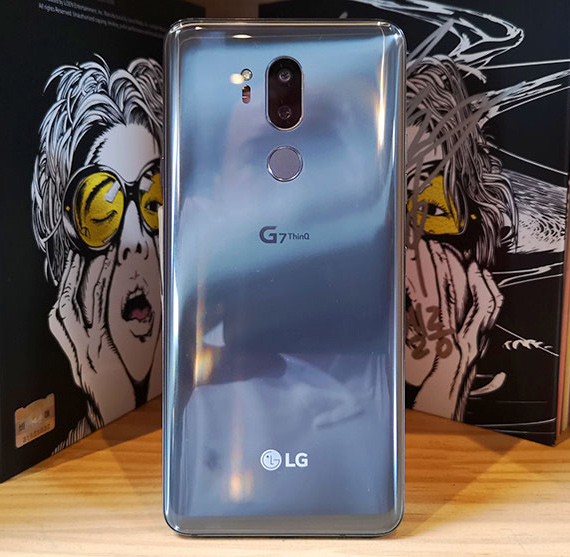 LG G7 ThinQ9
