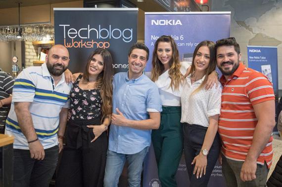 Workshop στην Πάτρα με τα νέα Nokia phones
