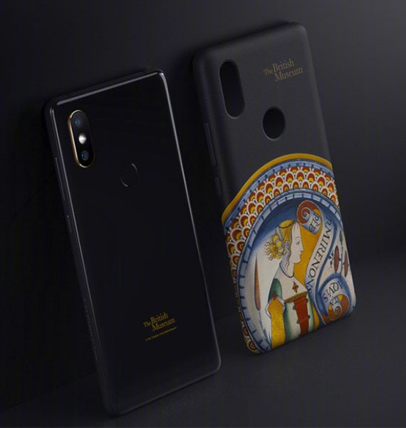 Mi Mix 2S Art Special Edition