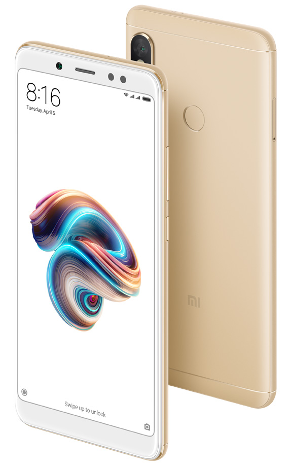Xiaomi-Redmi-Note-5-gold