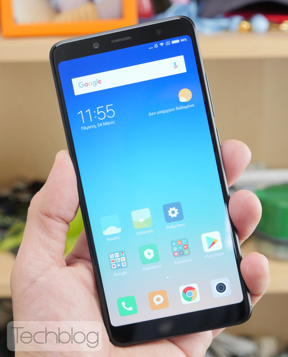 Xiaomi Redmi Note 5 hands-on techblog