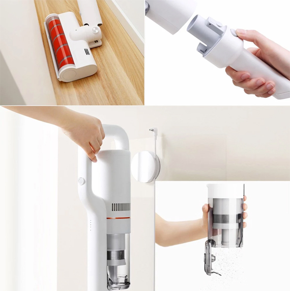 Xiaomi Roidmi Handheld Wireless Vacuum Cleaner Cafago