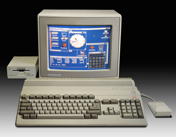 "Amiga 500 - Η ""κυρία"" της φωτογραφίας με κόλλησε το μικρόβιο των υπολογιστών & του gaming"