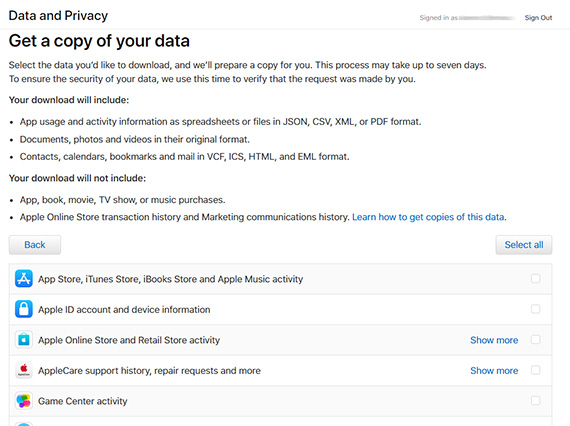 appleid data 2
