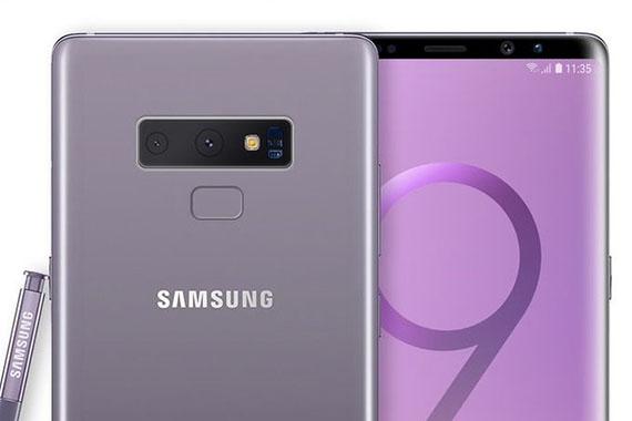Το Samsung Galaxy Note 9 με φυσικό πλήκτρο για τη λήψη φωτογραφιών και βίντεο;