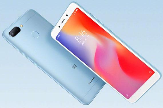 Xiaomi Redmi 6: Επίσημο με 5.45'' οθόνη, Helio P22 SoC και AI dual κάμερα από 124 δολάρια
