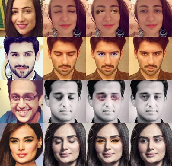 Η AI του Facebook διορθώνει τα κλειστά μάτια στις φωτογραφίες αλλάζοντάς τα σε ανοιχτά