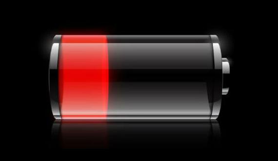 Battery-empty