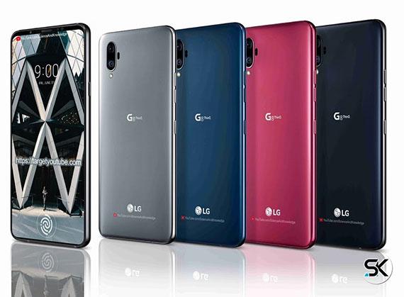 Το LG G8 ThinQ